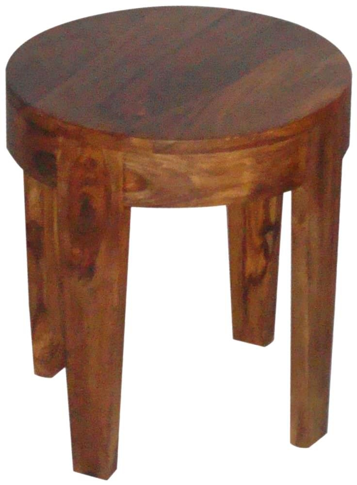 Jaipur Furniture Wooden Round Table - Small