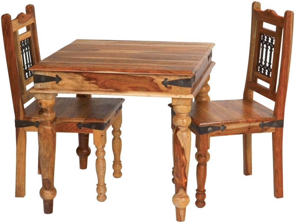 Jaipur Jali Sheesham Dining Table