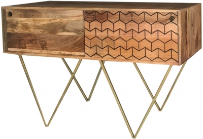 Jaipur Nive Mango Wood Console Table