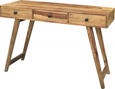 Jaipur Oker Sheesham Wood Console Table
