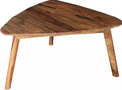 Jaipur Oker Sheesham Wood Coffee Table