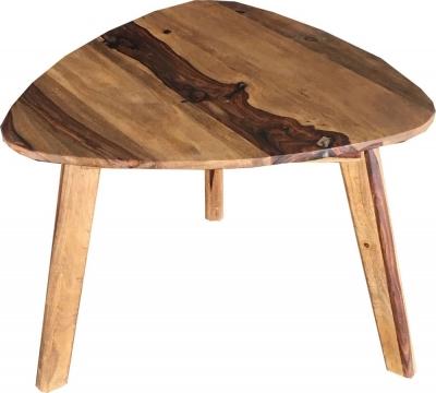 Jaipur Oker Sheesham Wood Large Side Table