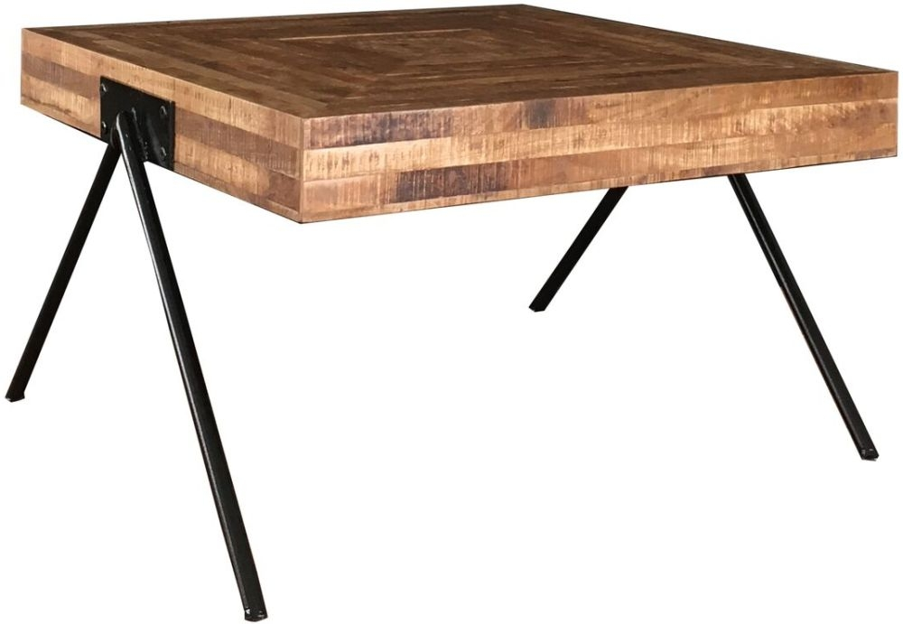 Jaipur Tiber Mango Wood Low Coffee Table