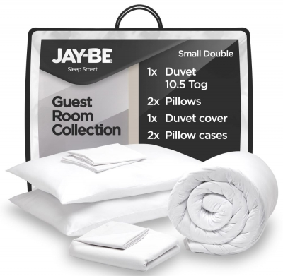 Jay-Be Guest Room Small Double Folding Bedding Set