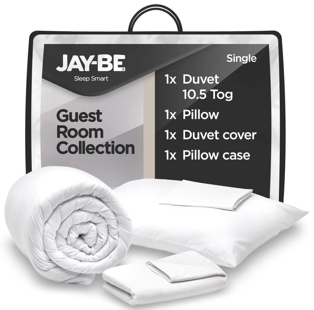 Jay-Be Guest Room Single Folding Bedding Set