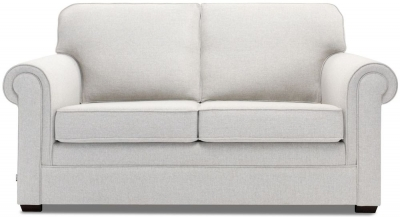 Jay-Be Classic Pocket Sprung Sofa Bed - Stone Fabric