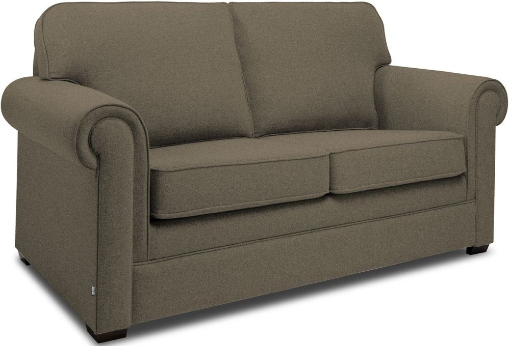 Jay-Be Classic Bark Sprung Sofa Bed with Mattress