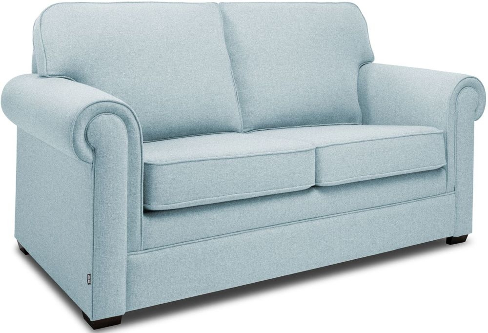 Jay-Be Classic Duck Egg Pocket Sprung Sofa Bed with Mattress
