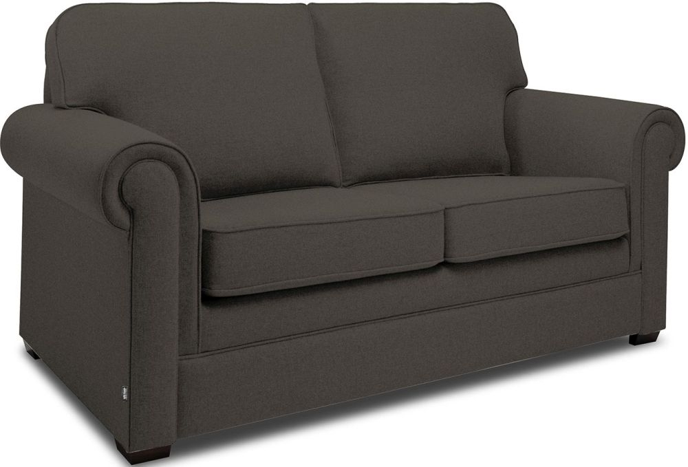 Jay-Be Classic Mocha Sprung Sofa Bed with Mattress