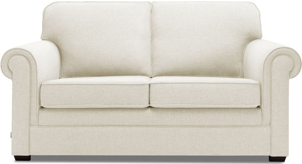 Jay-Be Classic Pocket Sprung Sofa Bed - Cream Fabric