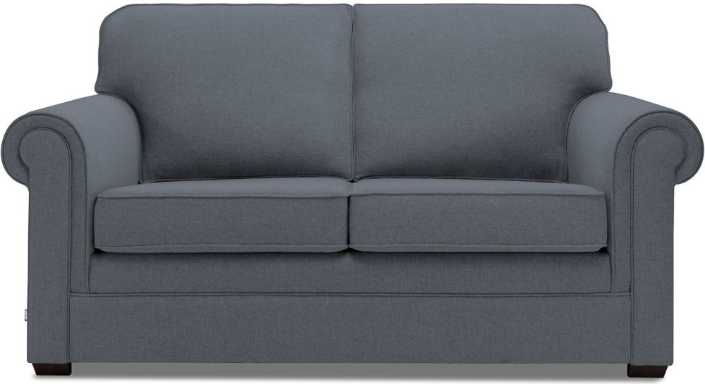 Jay-Be Classic Pocket Sprung Sofa Bed - Denim Fabric