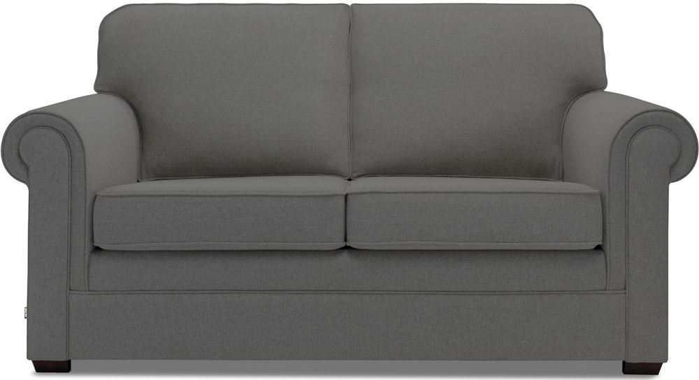 Jay-Be Classic Pocket Sprung Sofa Bed - Slate Fabric