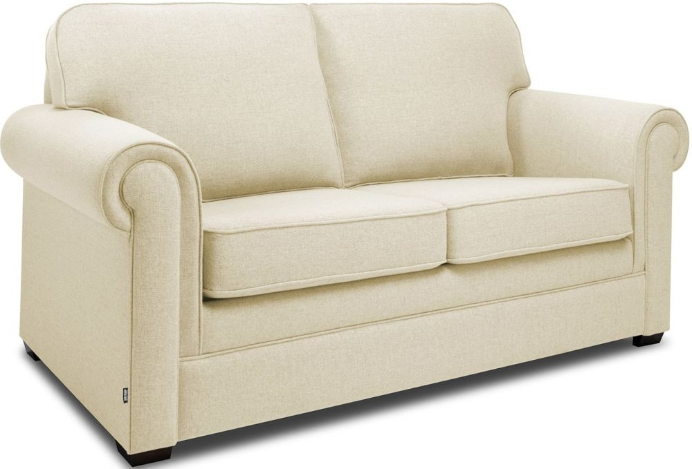 Jay-Be Classic Sand Sprung Sofa Bed with Mattress