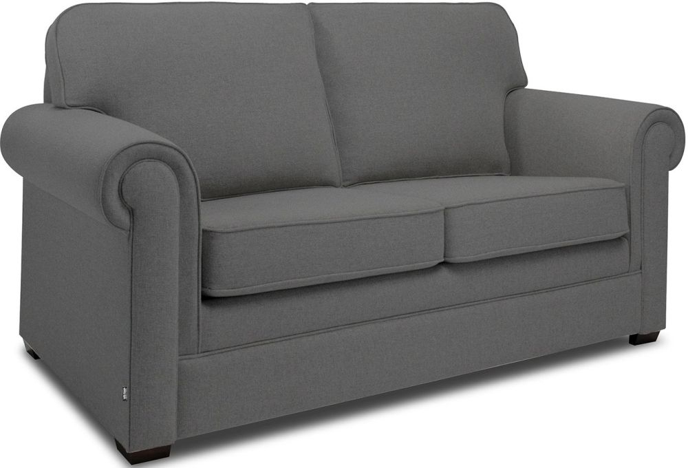 Jay-Be Classic Slate Sprung Sofa Bed with Mattress
