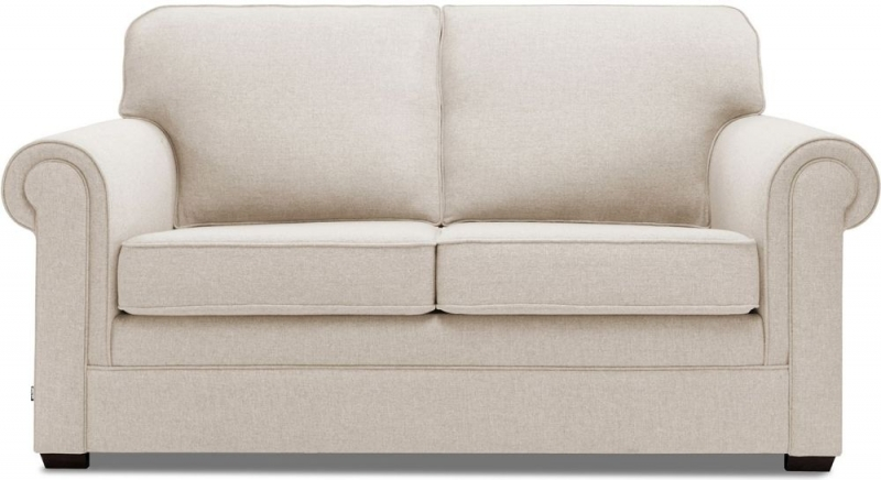 Jay-Be Classic Pocket Sprung Sofa Bed - Mink Fabric