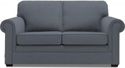 Jay-Be Classic Luxury Reflex Foam Sofa - Denim Fabric