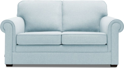 Jay-Be Classic Luxury Reflex Foam Sofa - Duck Egg Fabric