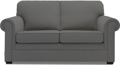 Jay-Be Classic Luxury Reflex Foam Sofa - Slate Fabric