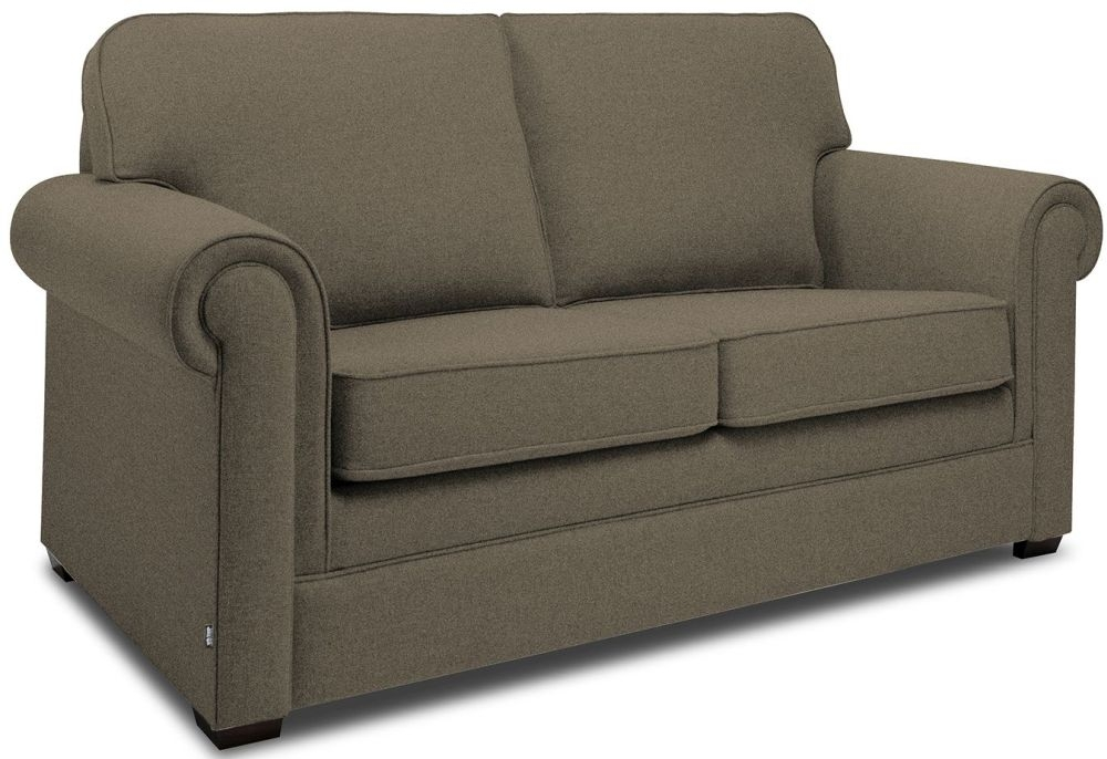 Jay-Be Classic Bark Sofa with Luxury Reflex Foam Seat Cushions