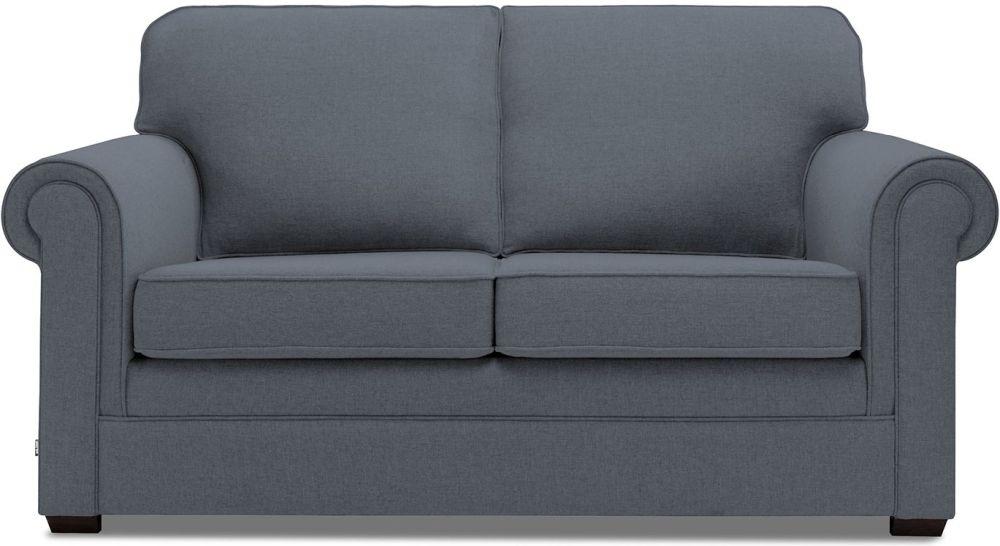 Jay-Be Classic Luxury Reflex Foam Sofa - Denim Fabric