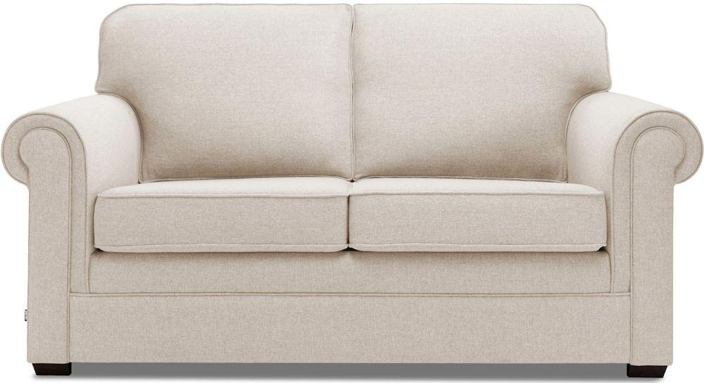 Jay-Be Classic Luxury Reflex Foam Sofa - Mink Fabric
