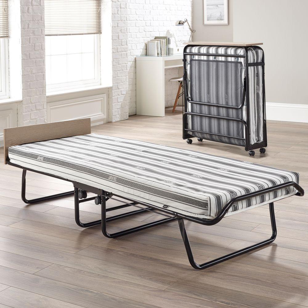 Jay-Be Supreme Airflow Fibre Single Folding Bed