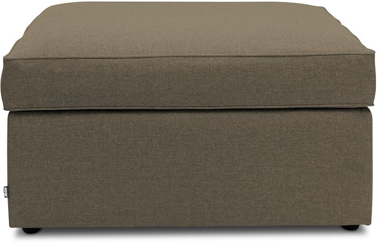 Jay-Be Footstool Bark Bed With Airflow Fibre Mattress