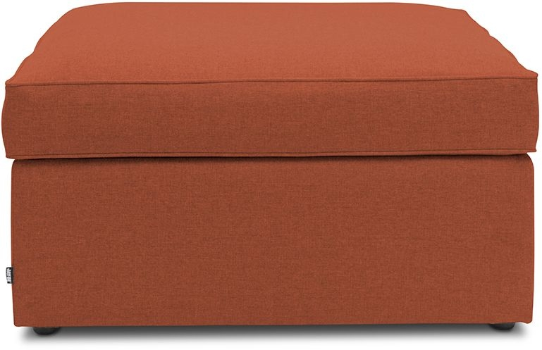 Jay-Be Footstool Copper Bed With Airflow Fibre Mattress
