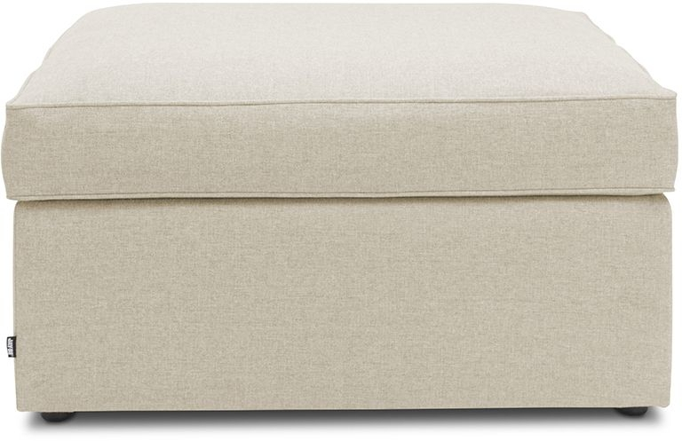 Jay-Be Footstool Wheat Bed With Airflow Fibre Mattress