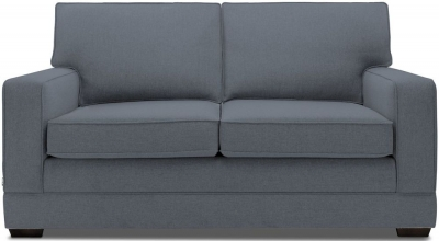 Jay-Be Modern Pocket Sprung Sofa Bed - Denim Fabric