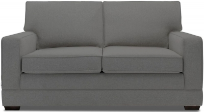 Jay-Be Modern Pocket Sprung Sofa Bed - Slate Fabric