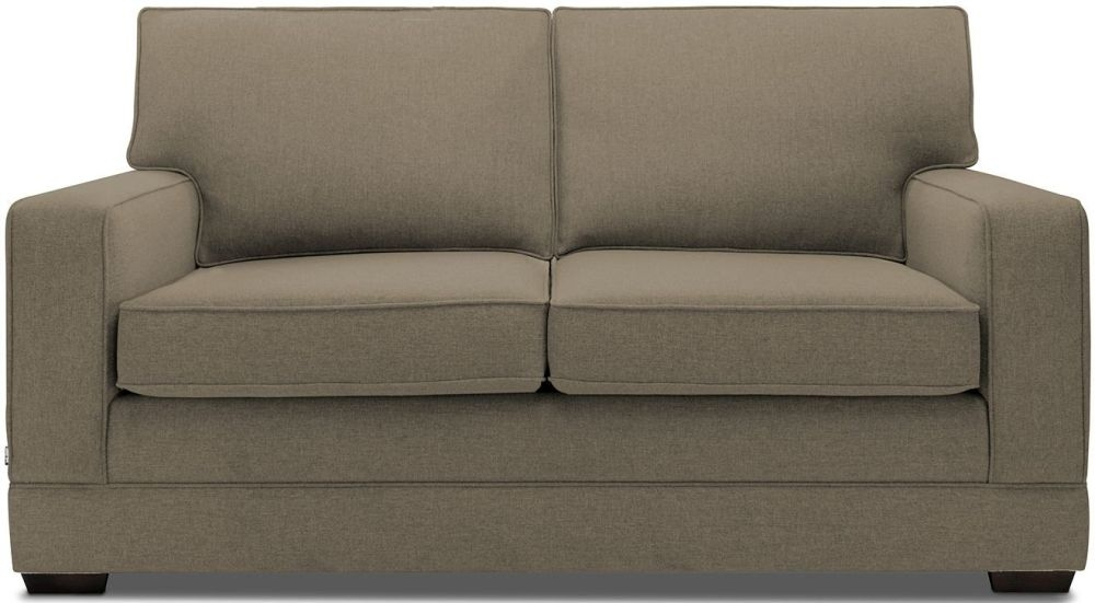Jay-Be Modern Bark Pocket Sprung Sofa Bed with Mattress
