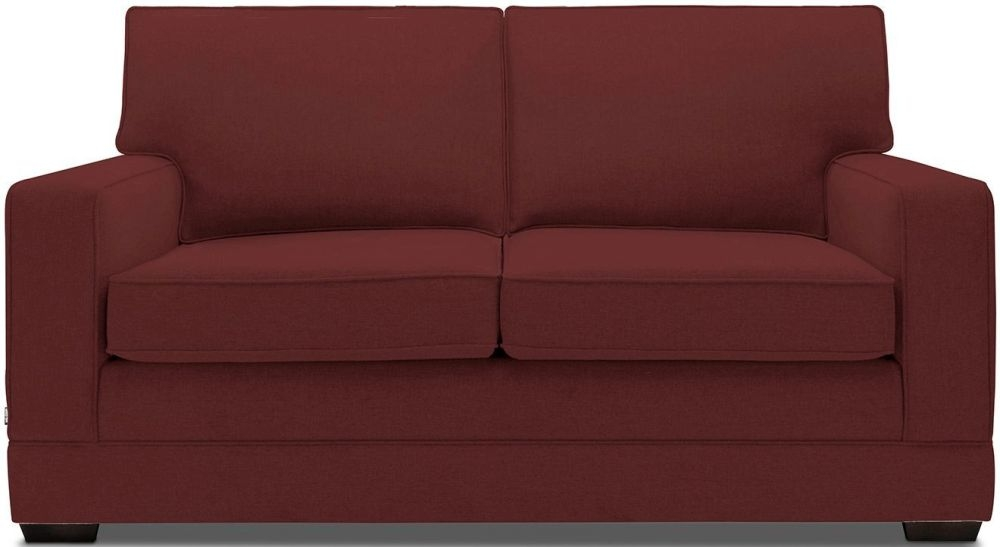 Jay-Be Modern Berry Pocket Sprung Sofa Bed with Mattress