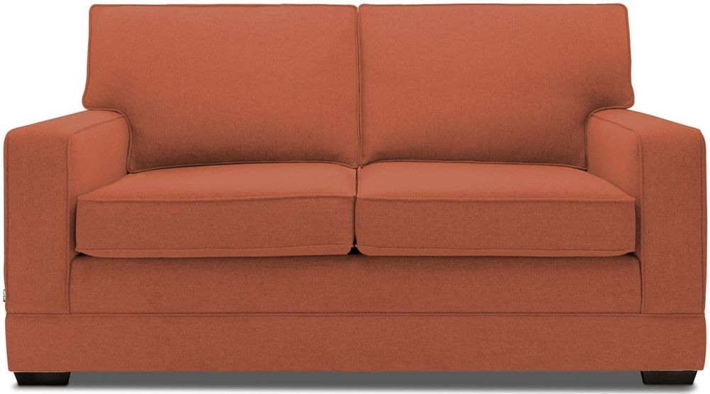 Jay-Be Modern Copper Pocket Sprung Sofa Bed with Mattress