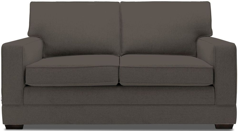 Jay-Be Modern Mocha Pocket Sprung Sofa Bed with Mattress