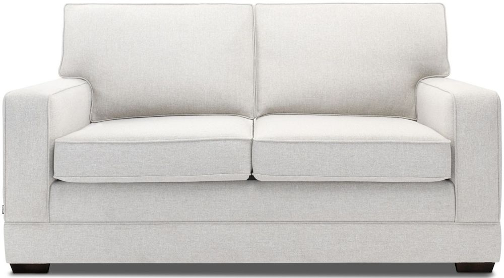 Jay-Be Modern Pocket Sprung Sofa Bed - Stone Fabric