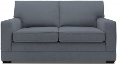 Jay-Be Modern Luxury Reflex Foam Sofa - Denim Fabric