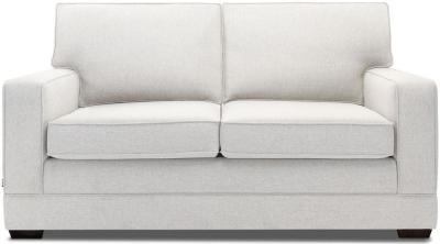 Jay-Be Modern Luxury Reflex Foam Sofa - Stone Fabric