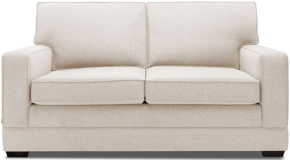 Jay-Be Modern Luxury Reflex Foam Sofa - Mink Fabric