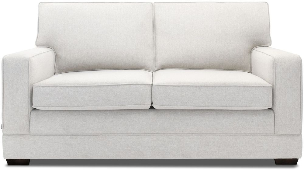 Jay-Be Modern Stone Sofa with Luxury Reflex Foam Seat Cushions