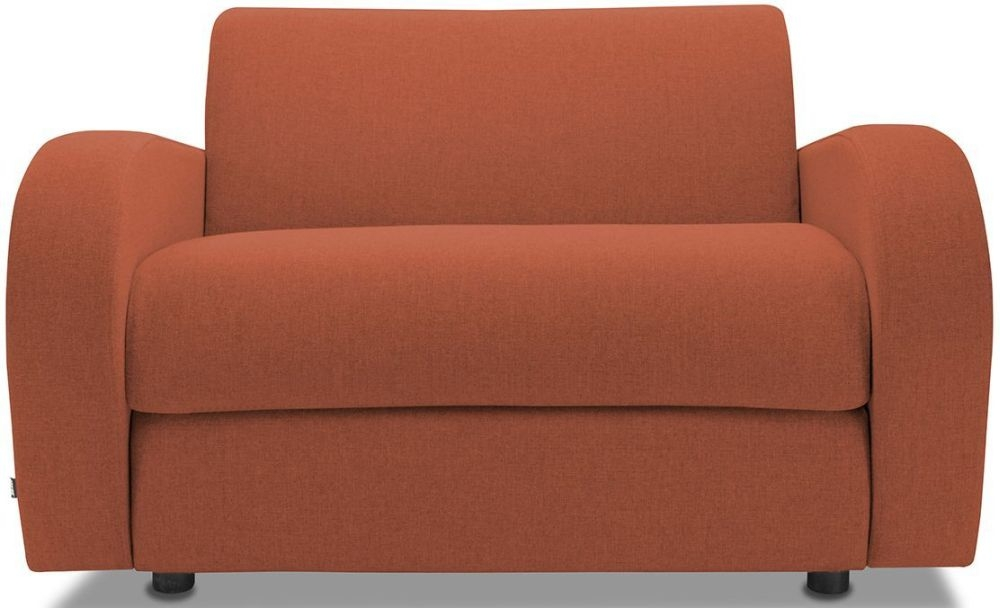 Jay-Be Retro Copper Sofa Bed Chair With Deep Sprung Mattress