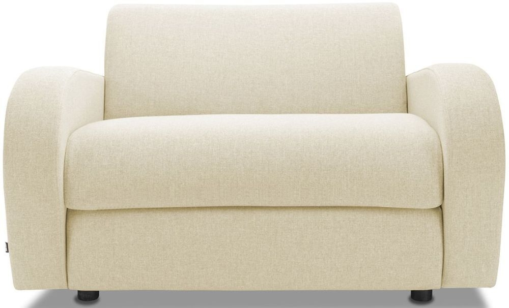 Jay-Be Retro Sand Sofa Bed Chair With Deep Sprung Mattress