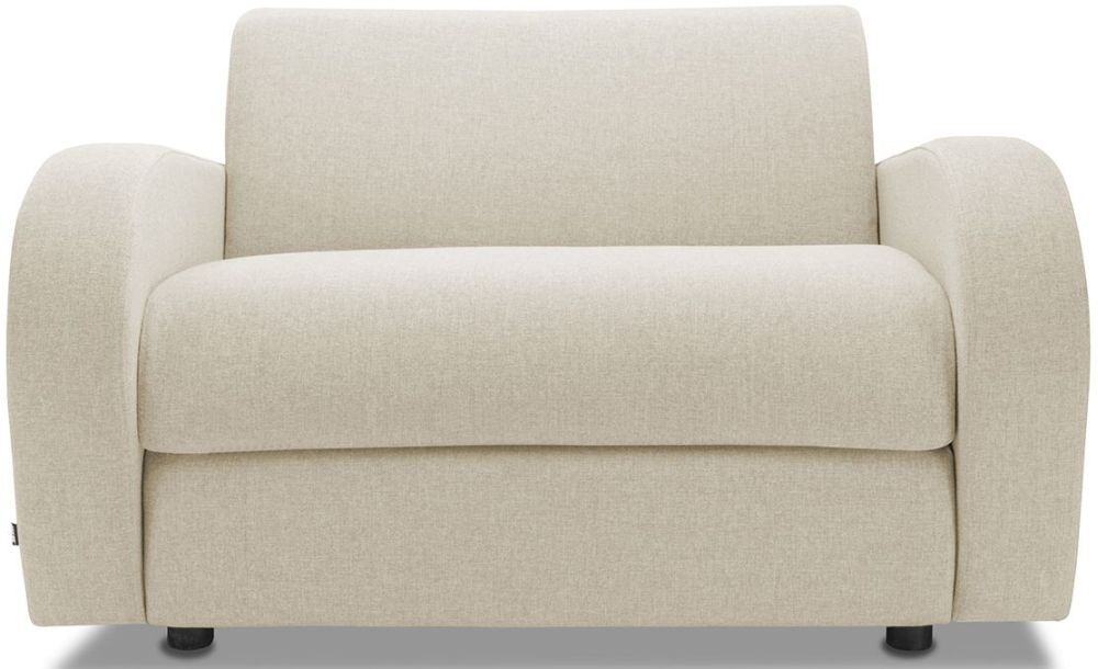 Jay-Be Retro Wheat Sofa Bed Chair With Deep Sprung Mattress