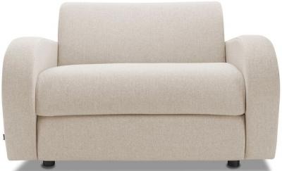 Jay-Be Retro Luxury Reflex Foam Chair - Mink Fabric