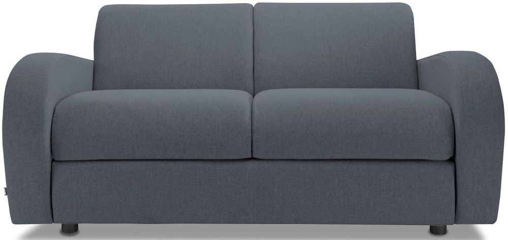 Jay-Be Retro Denim 2 Seater Sofa with Luxury Reflex Foam Seat Cushions