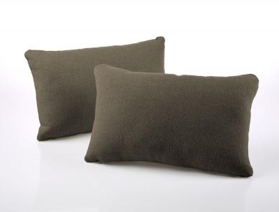 Jay-Be Rectangular Bark Scatter Cushion (Pair)