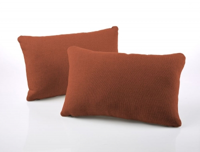 Jay-Be Rectangular Copper Scatter Cushion (Pair)