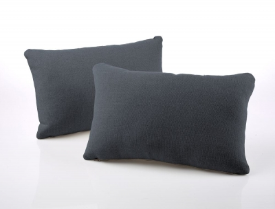 Jay-Be Rectangular Denim Scatter Cushion (Pair)