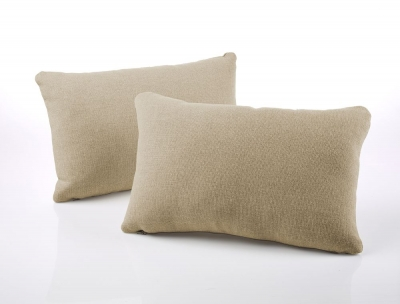 Jay-Be Rectangular Gold Scatter Cushion (Pair)