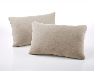 Jay-Be Rectangular Mink Scatter Cushion (Pair)